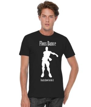 t-Shirt floss dance (νήμα)