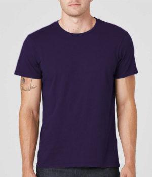 Μακό μπλουζάκι με τύπωμα του λογοτύπου σας
