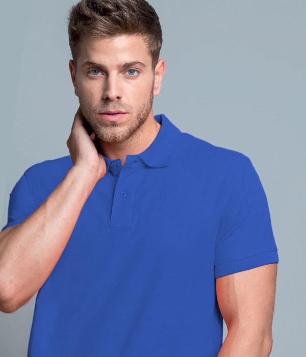 Απόρρητο: Μπλουζάκι (Πόλο) με γιακά κοντομάνικο αντρικό